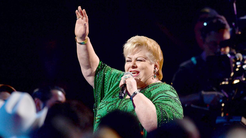 Paquita la del Barrio confesó que está dispuesta a ir a cantarle al 'Cha...