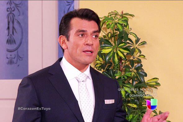 Ya es momento Fernando, tienes que decirles a tus hijos que te casarás c...