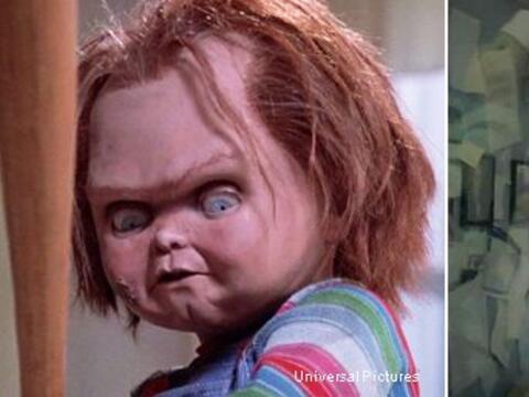 Chucky es sin dudas el muñeco poseído más famoso del cine pero  ¿sabía q...