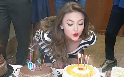¿Qué le regaló Sebastián Rulli a Angelique Boyer para su cumpleaños?