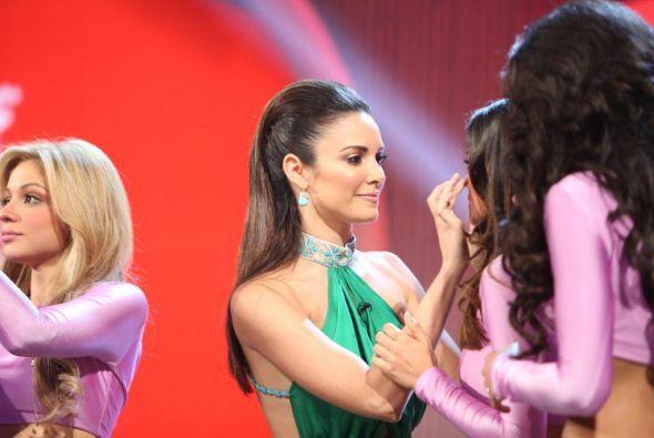 La ex Miss Universo les dijo que todo estaría bien y que confiaba en cad...