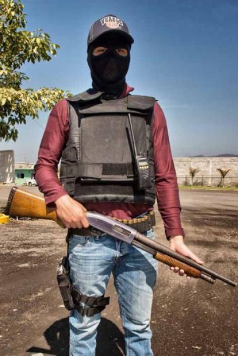 La violencia no da tregua en Michoacán en donde comunidades enteras se h...