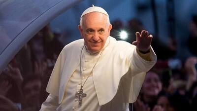 Papa Francisco se dirigirá al Congreso