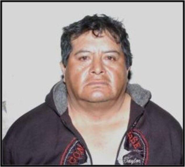 Finalmente, Nicolás Hernández Hernández, el tercer detenido.