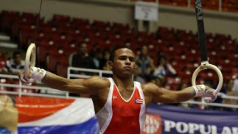 Alexis Torres clasificó en cinco eventos finales del Campeonato Panameri...