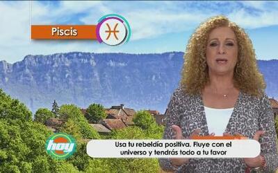 Mizada Piscis 23 de mayo de 2016