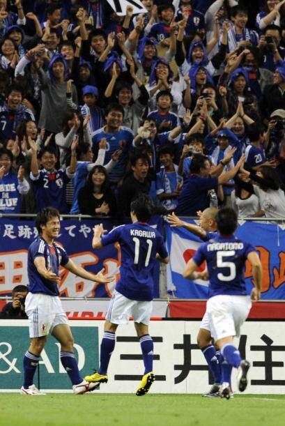 Japón logró una victoria histórica ante la Argentin...