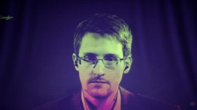 El exagente de la Agencia de Seguridad Nacional (NSA), Edward Snowden.