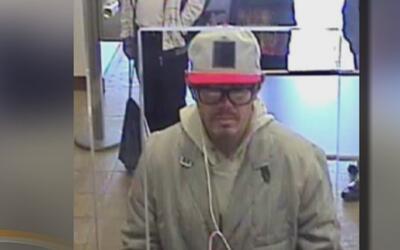 Arrestan a un hombre que trató de robar cinco bancos de Santa Ana en un...
