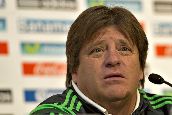 """""""No vamos a convencer a Carlos Vela, vamos a hablar con él,..."""
