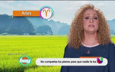 Mizada Aries 21 de octubre de 2016