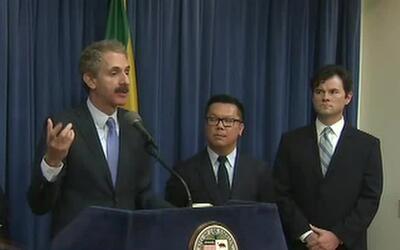Fiscalía de Los Ángeles presentó demandas contra una pandilla del Valle...