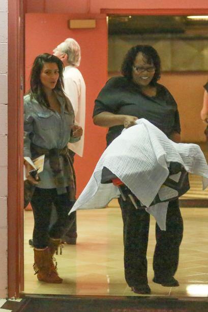 Kim Kardashian es una 'socialité' de las más ocupadas del medio, así que...