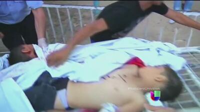 Niños siguen muriendo en Gaza, la crisis se empeora