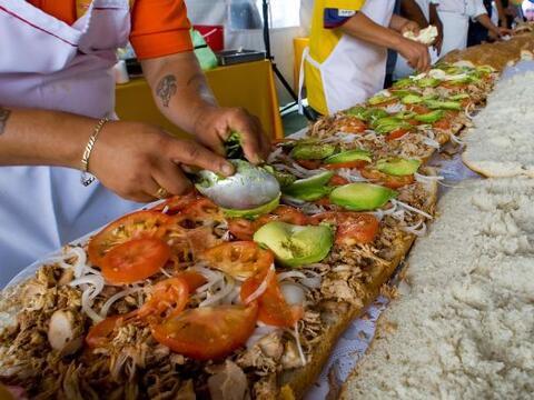Cada año se lleva  a cabo en la Ciudad de México la Feria...