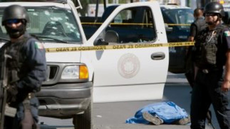 El ejército mexicano en las tareas de combate al narcotráfico.