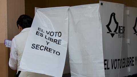 Más de 37 millones de electores podrán acudir a las urnas.