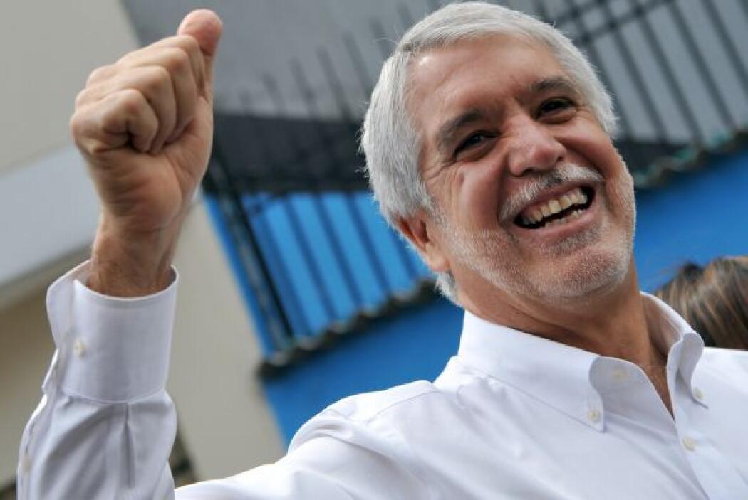 Peñalosa, a su turno, expresó su convicción de que obtendrá los votos ne...