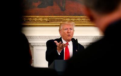 Trump dice que revelará detalles para reemplazar Obamacare durante su di...