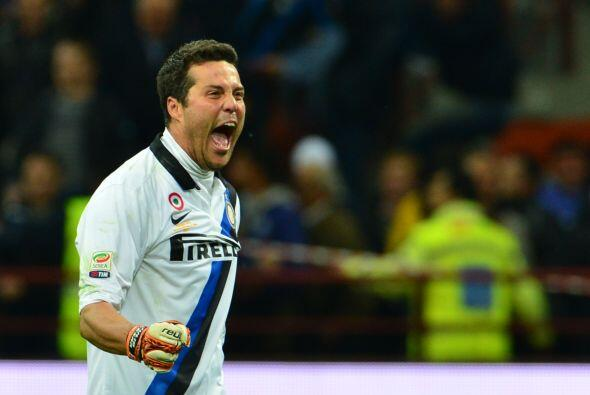Todo indica que el portero Julio César no continuará con el Inter de Mil...