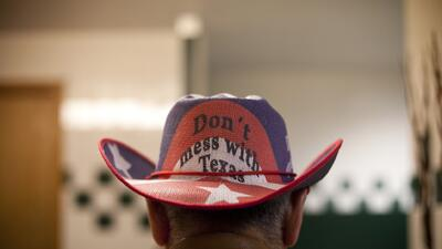 Texas has long been a Republican stronghold. But Latinos could make the...
