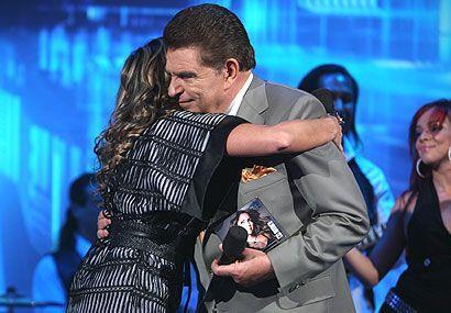 Melina fue reconocida como la artista de la semana.