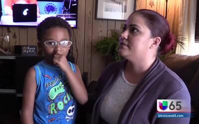 Madre pide explicaciones a escuela por suspensión de su hijo