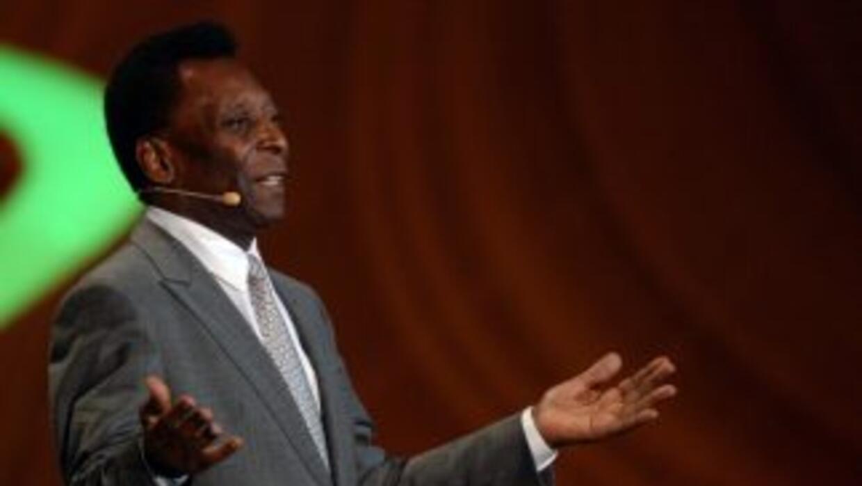 Pelé deberá pagar pensión a sus nietos.