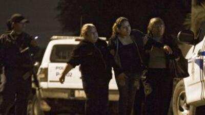 Un presunto enfrentamiento entre sicarios y miembros del Ejército mexica...