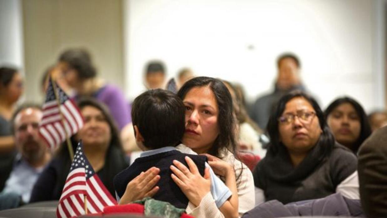 Una corte federal en Texas estudiará la demanda contra la acción ejecuti...