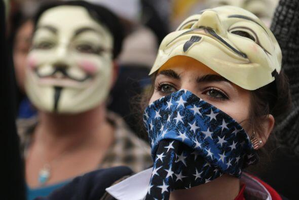 """Fawkes, un revolucionario que participó en la fallida """"conspiración de l..."""
