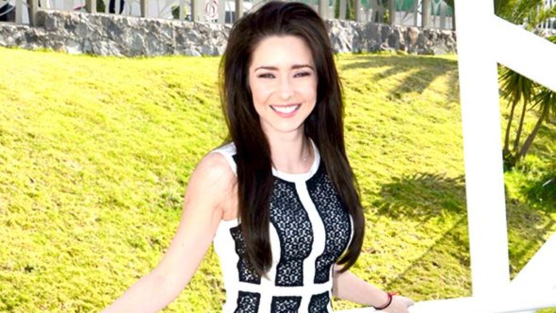 La actriz está feliz por su participación especial en la nueva producció...