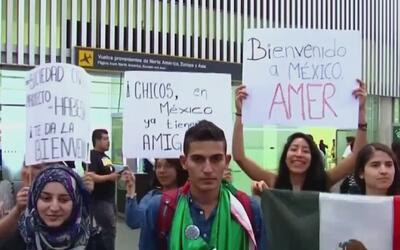 México y Canadá abren sus puertas a refugiados sirios