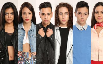 April, Carolina, Jorge, Gabriel, Alex y Andrea se despiden de La Banda c...