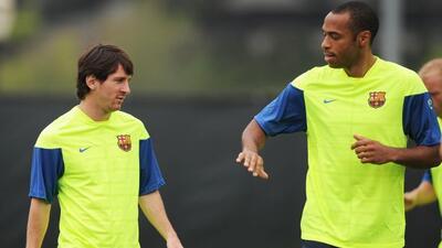 El francés compartió vestidor con Messi, de quien se dio cuenta que era...