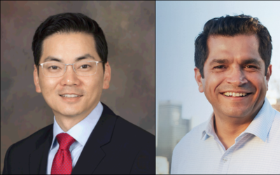Robert Lee Ahn y Jimmy Gómez, candidatos al Congreso por el Distr...