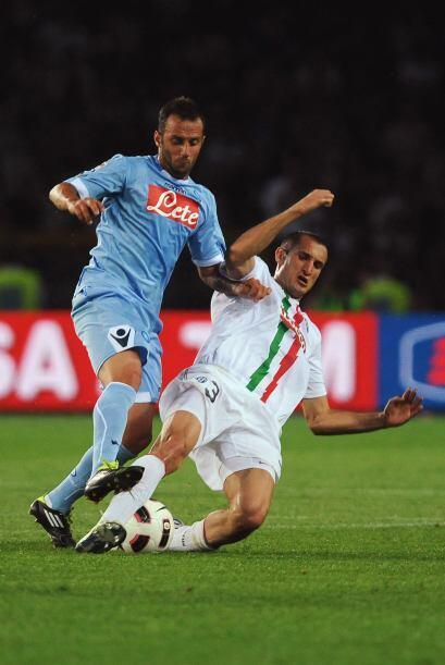 El central de la Juventus fue de lo más rescatable en el empate d...