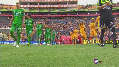 Los Jaguares de Chiapas lograron vencer a Tigres por 2-0