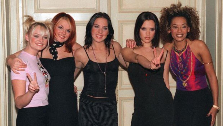 Las Spice Girls se reunirán en la boda de Geri Halliwell el próximo mes...