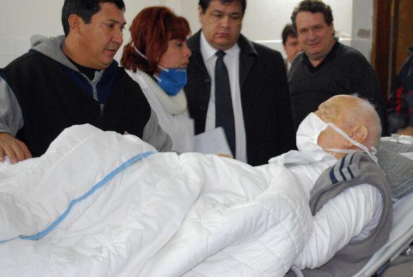 Sergio Augusto Montanaro, ex Ministro del Interior de Paraguay   El ex m...