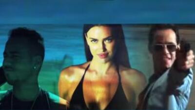 Romeo y Marc se pelearán el amor de Irina Shayk en el video musical Yo T...