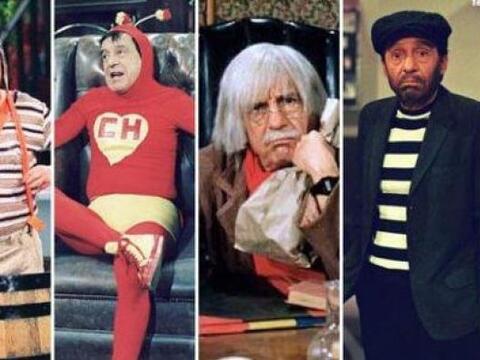 Chespirito marcó a chicos y grandes con su humor blanco. ¿...