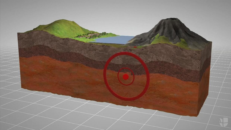 Animación: por qué Italia es susceptible a los terremotos