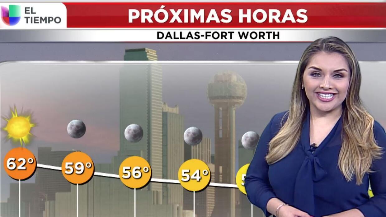 'Dallas en un Minuto': Vientos de 25 a 35 millas por horas ponen en ries...