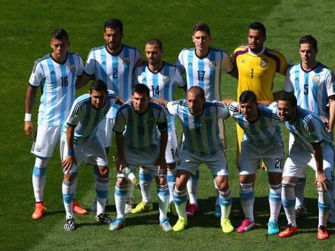 La selección de Argentina, lleva seis puntos, está clasificada a octavos...