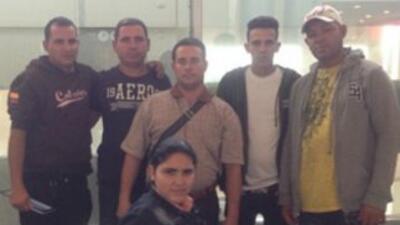 Cubanos varados en Colombia y no desean regresar a Cuba, advierten que h...
