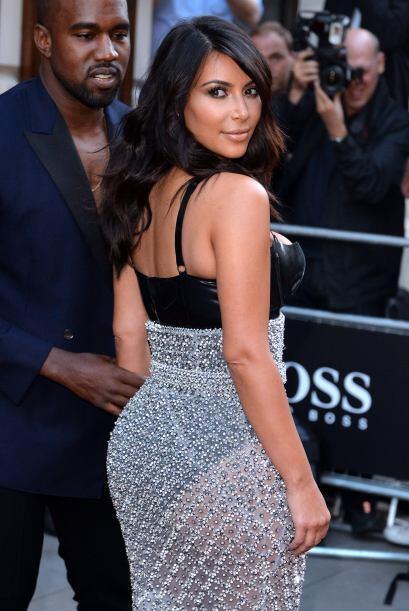 A Kim Kardashian también le provocaron un dolor de cabeza este fin de se...