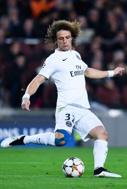 En esta lista están también el brasileño David Luiz (Paris Saint-Germain...