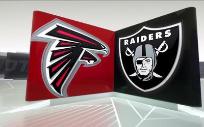 Semana 2 Highlights: Atlanta Falcons vs. Oakland Raiders
