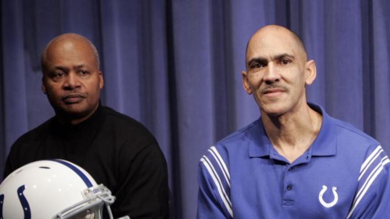 Tony Dungy fue una influencia para los Lions en su decisión de contratar...